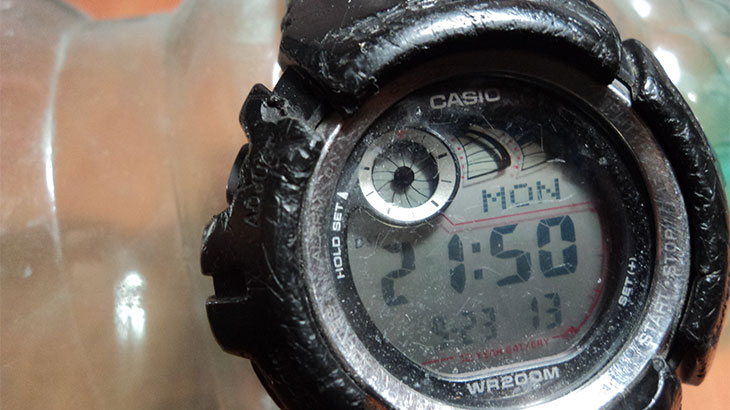 chasy casio g-shock